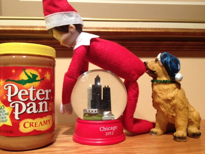 Getting Creative With Elf On Shelf5