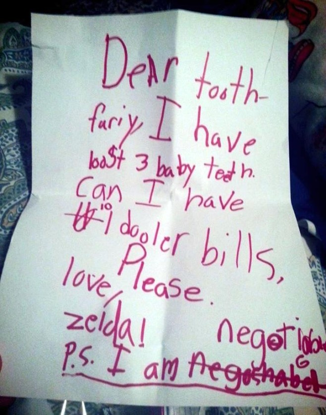 Kids Say The Darndest Things (24 Pics)24