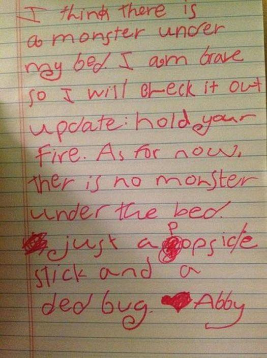 Kids Say The Darndest Things (24 Pics)4