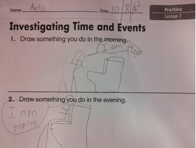 Kids Say The Darndest Things (24 Pics)9