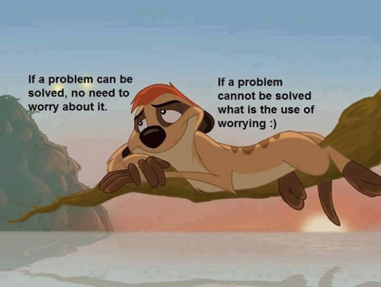 Lion King philosophy