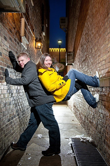 Some Awesomely Bad Engagement Photos (19 pics)17