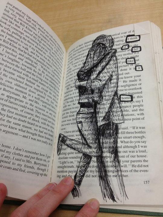 Gotta love buying used books…