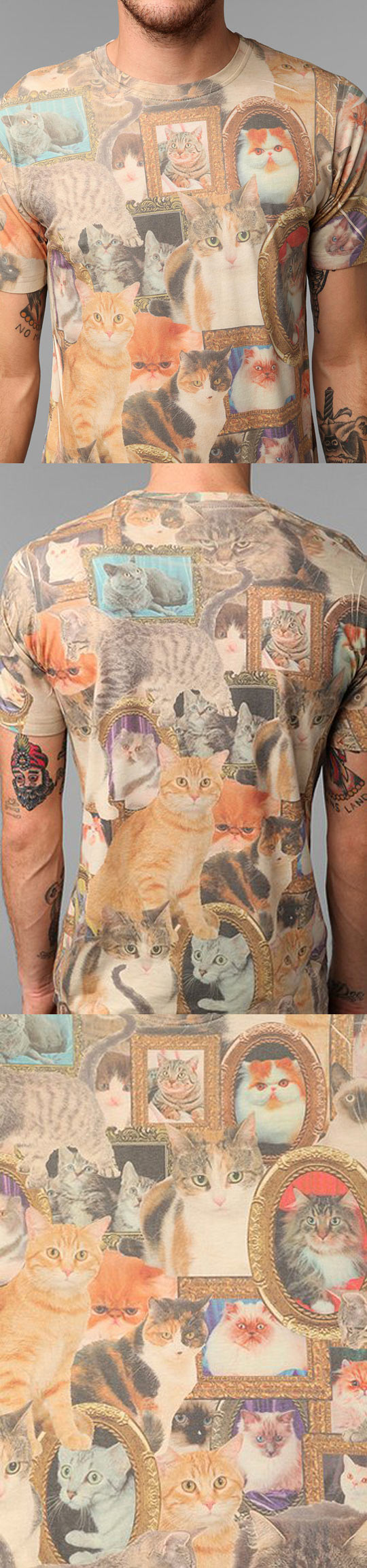 Cats forever…