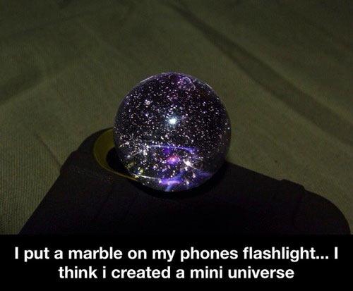 cool-marble-phones-flashlight-universe