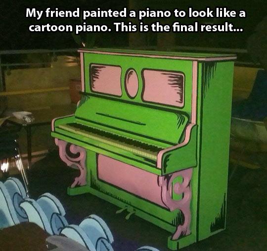 Dr. Seuss would be proud…