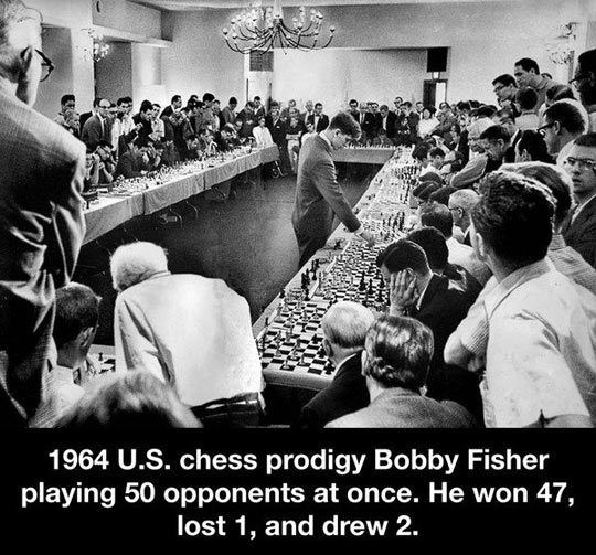 The hardest chess match…