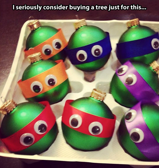 Now I need to get my tree…