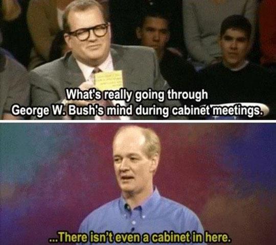 funny-Colin-Mochrie-Bush-joke-cabinet