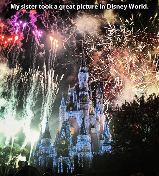 Fireworks epicness…