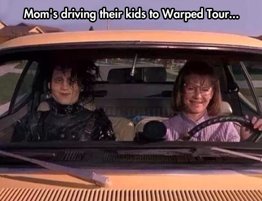 funny-Edward-Scissors-car-woman-mother