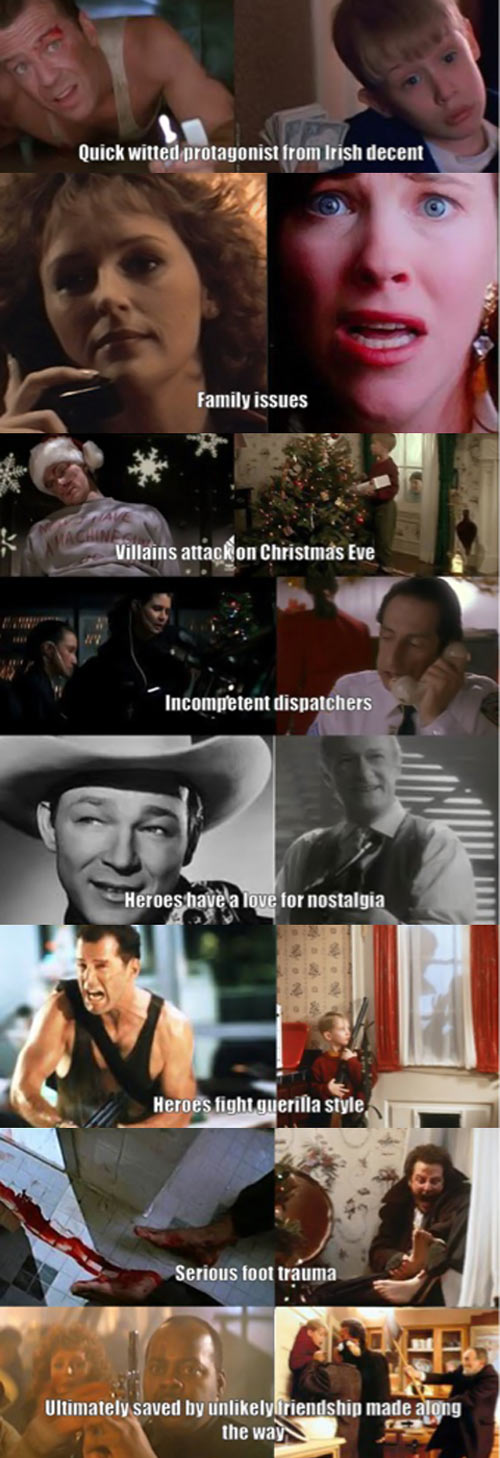 Home Alone is Die Hard for kids…