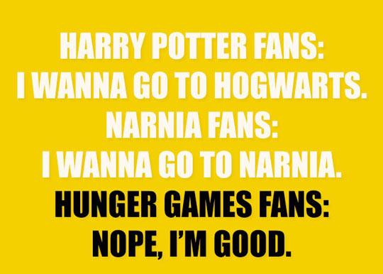 funny-Hunger-Games-fans-Harry-Potter-Hogwarts