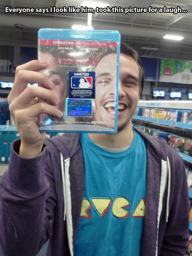 James Franco is everywhere…