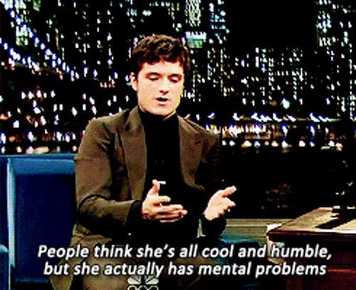 Just a few mental problems...
