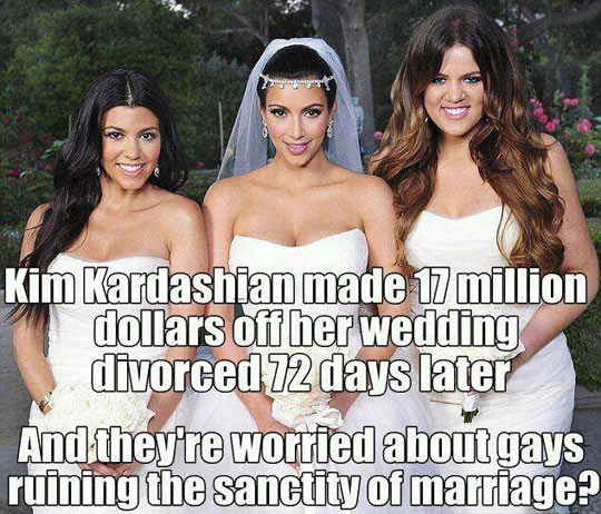 Homosexual marriage images funny