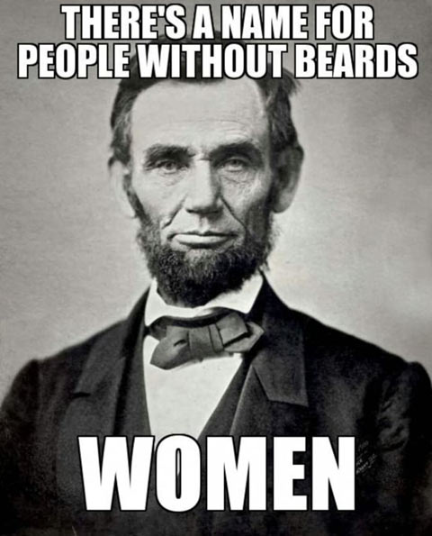 funny-Lincoln-beards-word-meaning