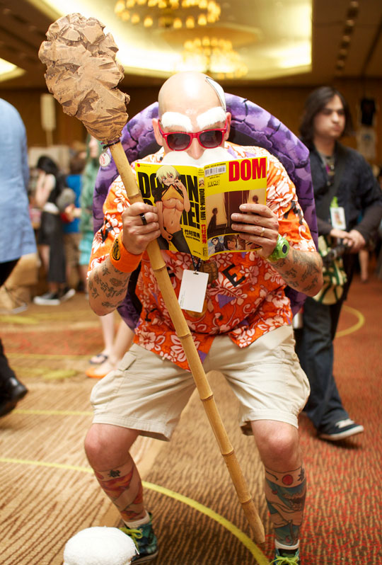 The most epic cosplay…