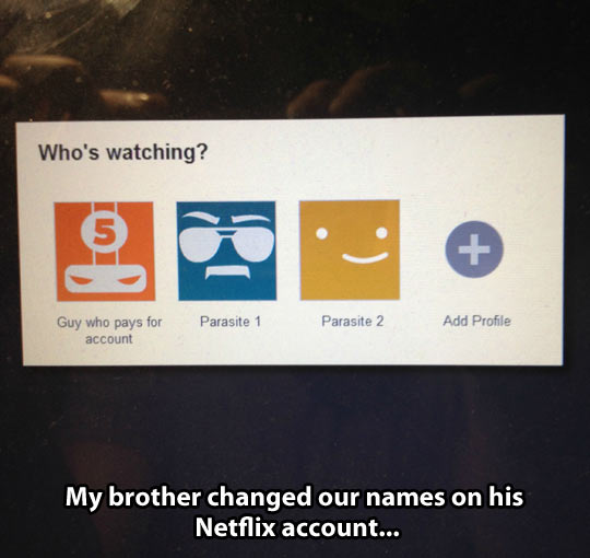 Netflix profile win…