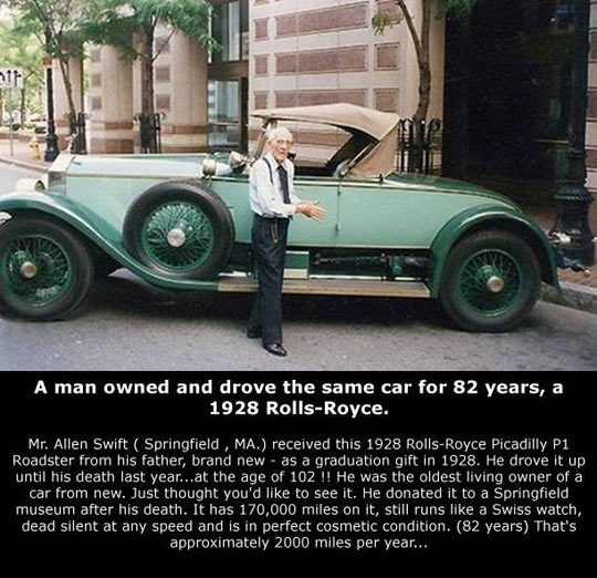 Serious respect to this man….