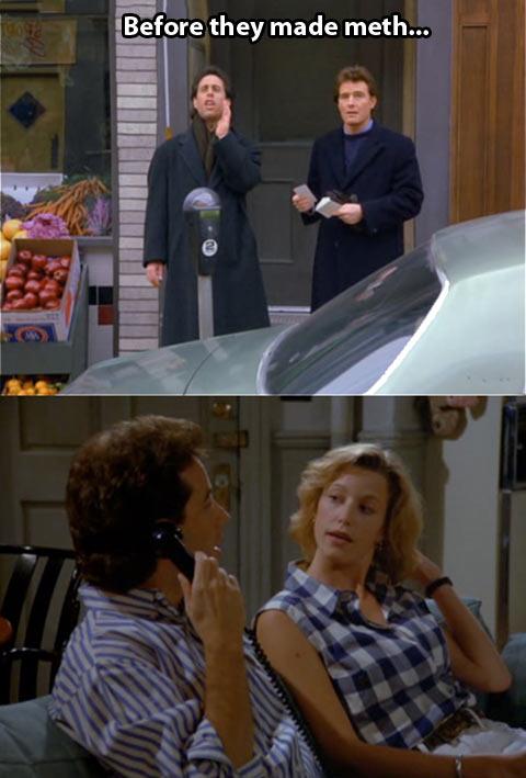 It all began in Seinfeld…