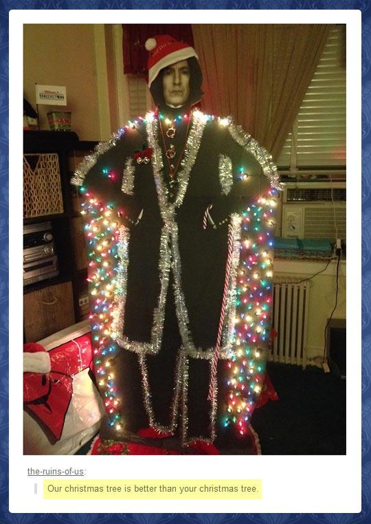 funny-Snape-Christmas-shine-tree