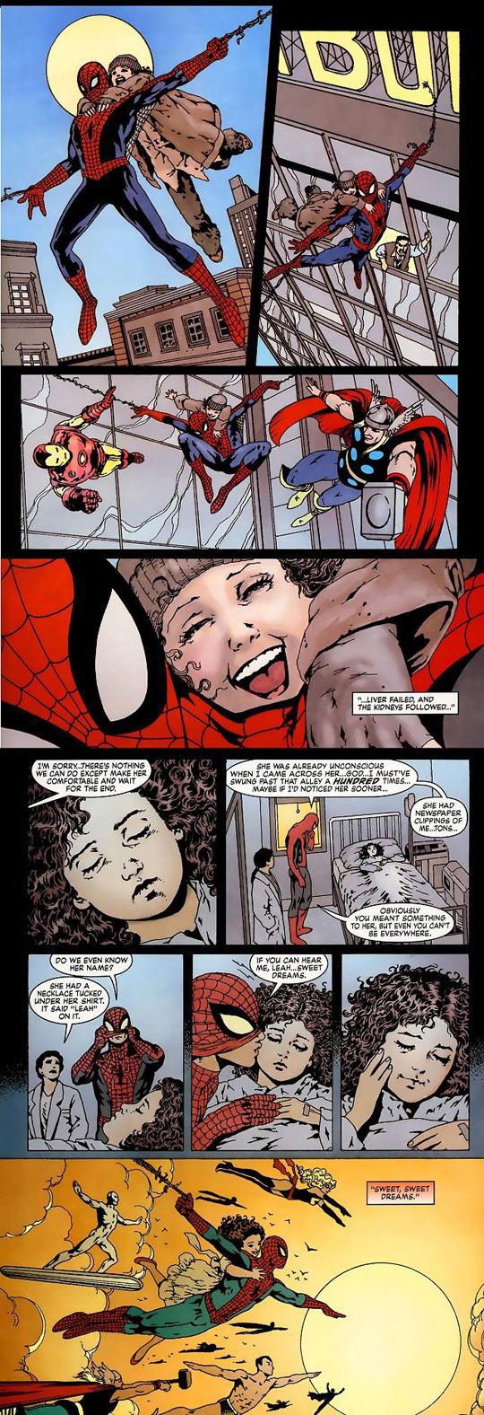funny-Spiderman-homeless-girl-hospital
