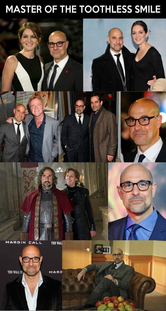 funny-Stanley-Tucci-smile-movie-actor