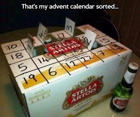 funny-Stella-Artois-beer-calendar