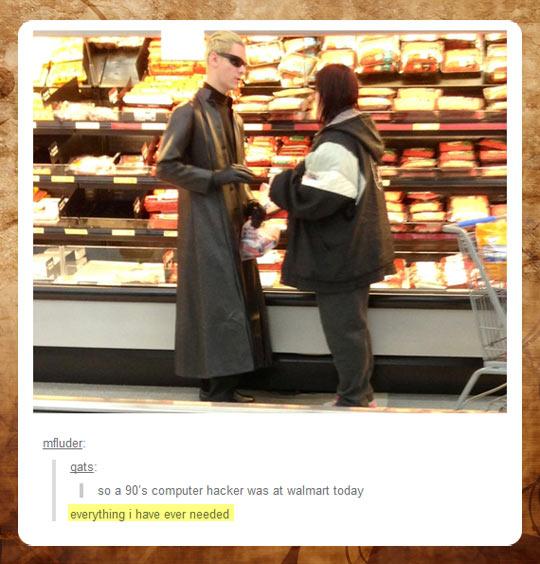 funny-Walmart-store-woman-Matrix
