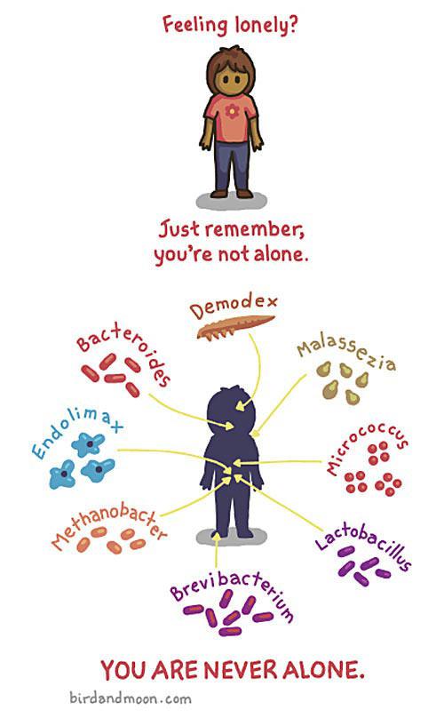 funny-alone-girl-bacteria-organism