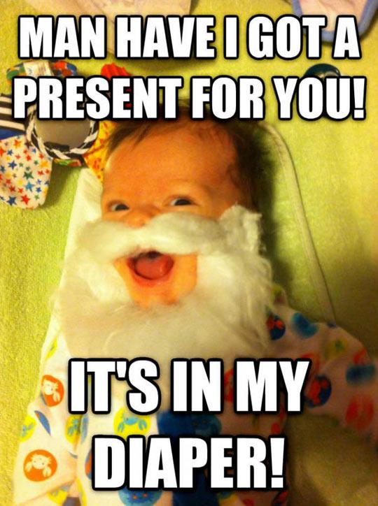 Santa Baby…