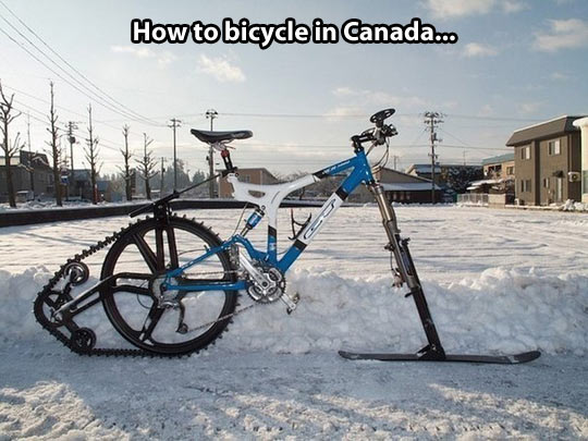 funny-bicycle-snow-winter-ski