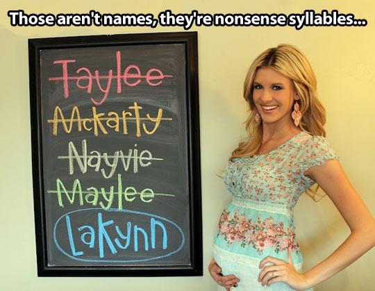 funny-blackboard-names-unique-pregnant