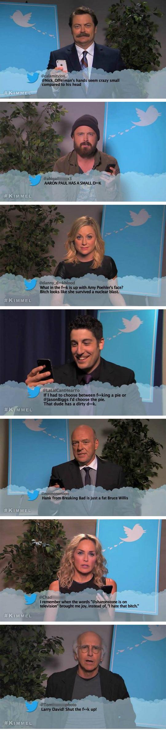funny-celebrities-reading-Twitter-Nick-Offerman
