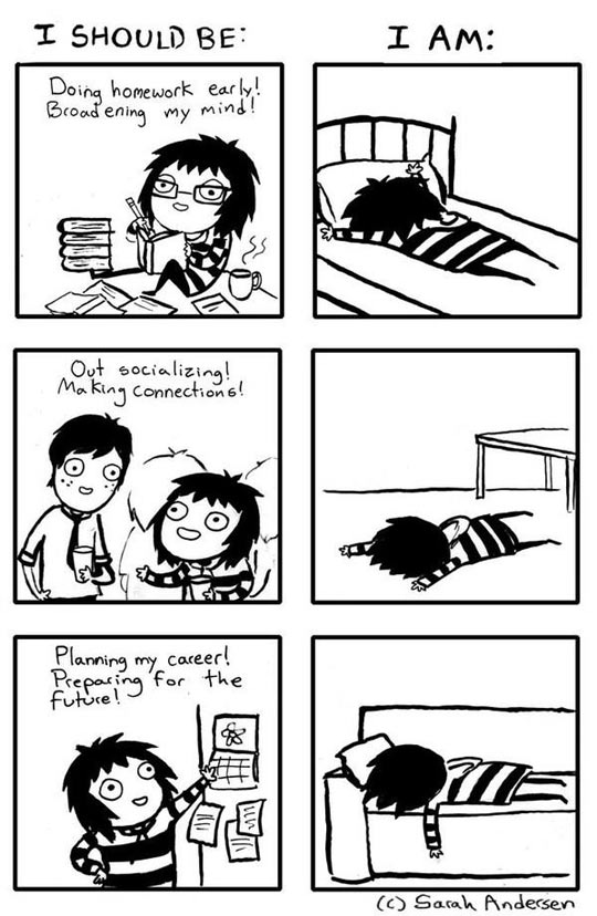 funny-comic-girl-procrastination-homework