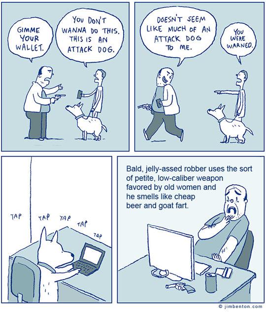 funny-comic-robber-dog-computer