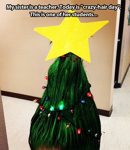 funny-crazy-hair-Christmas-tree