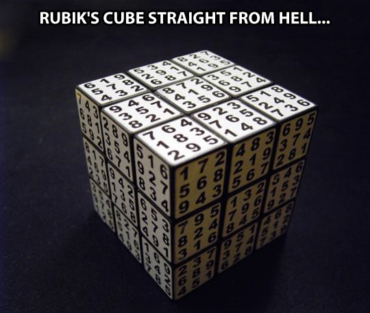 funny-cube-Rubik-numbers-game