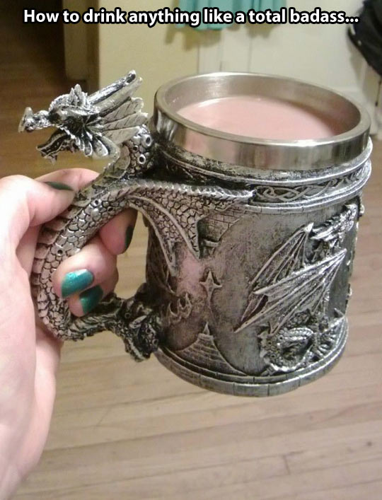 funny-cup-dragon-shape