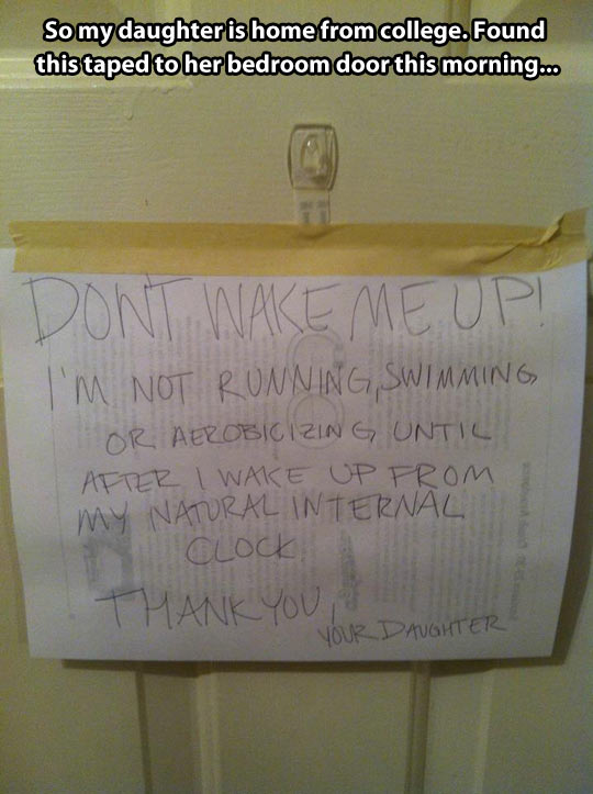funny-door-daughter-room-sign-taped