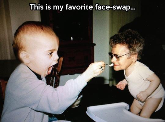 The best faceswap…