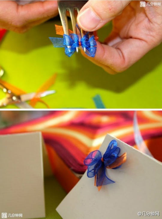 funny-fork-silk-gift-bows