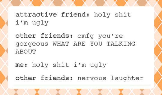 Attractiveness level…