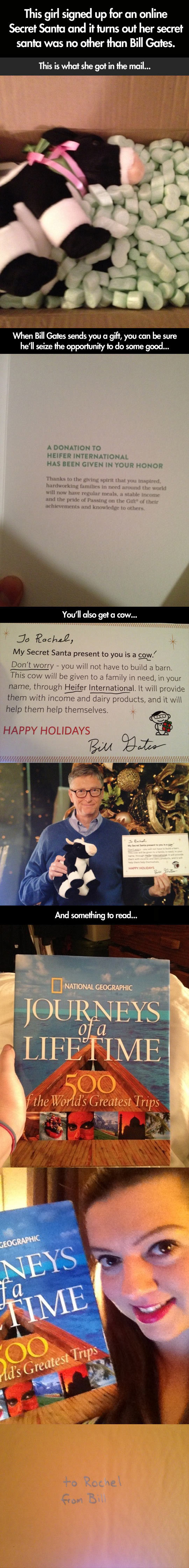 funny-gift-secret-cow-book-Billy-Gates
