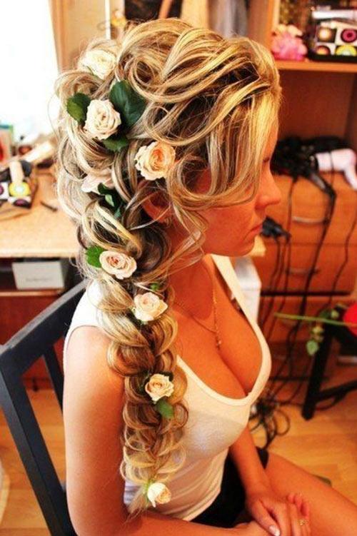 Well she has pretty hair…