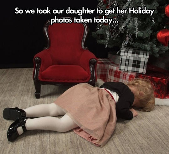 Holiday photos…