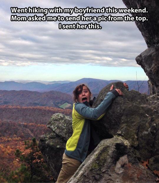 funny-girl-rocks-hiking-photo