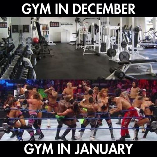 Now that the new year is here…