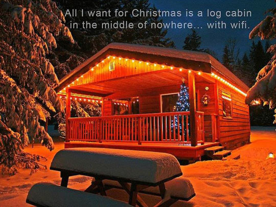 My dream for Christmas…